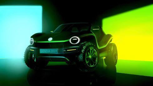 VW ID Buggy.