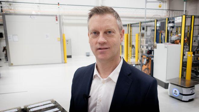 Teknologilederen: Han vil at oljenæringen skal gå på batteri