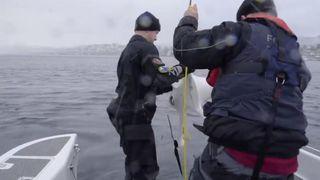 Transportdrone med blodprøver styrtet i innsjø