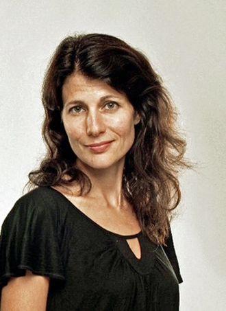 Charlotte Lunde, portrettfoto.