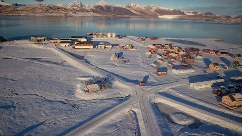 10 grader varmere på Svalbard:– Det er allerede utfordringer med å bo der, og de kan bli stadig større
