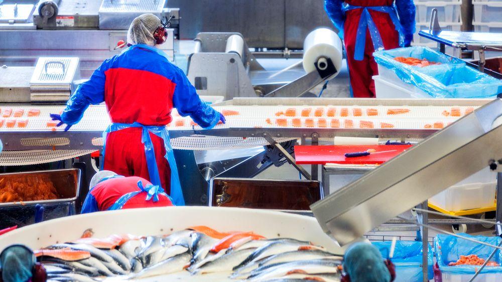 Norge eksporterte 200.600 tonn sjømat for 8,6 millioner i januar. Det siste året har det vært en reduksjon i volum på 4 prosent. Samtidig har verdien av eksporten økt med 922 millioner kroner.