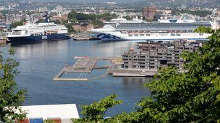 Det ventes 125 cruiseskip til Oslo i år - 27 prosent flere enn i fjor
