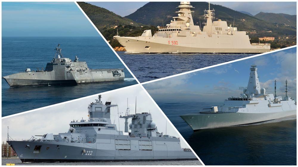 Å bli med på et av fregattkjøpene flere av Norges allierte er i gang med, kan være en mulighet for å få erstattet KNM Helge Ingstad.