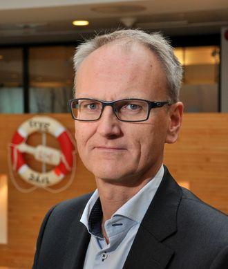 Espen Opedal, administrerende direktør i Tryg Forsikring.