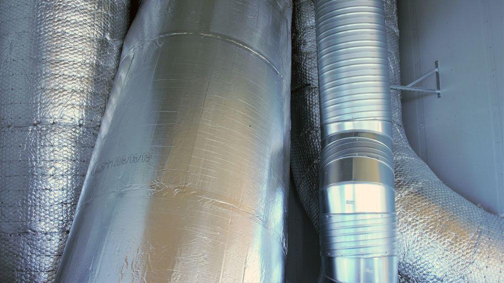 TG Ventinor hadde spesialisert seg på blant annet montasje og isolering av ventilasjonsrør.