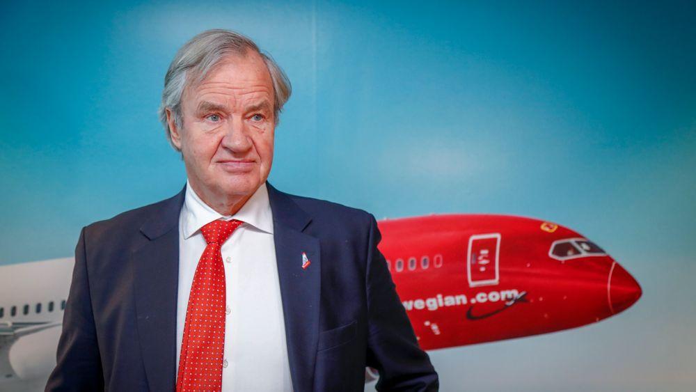 Norwegian og konsernsjef Bjørn Kjos opplyser at Dreamliner-problemer, tøff konkurranse og tap på drivstoffavtaler førte til et svekket resultat i 2018.