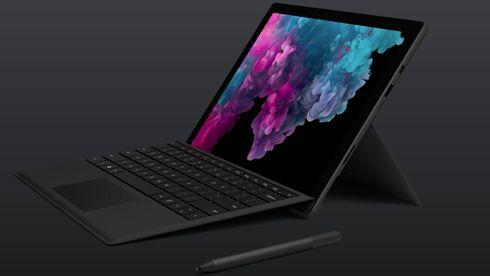Nå har Microsofts nye bærbare PC og nettbrett kommet til Norge