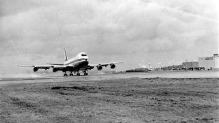 Lørdag var det 50 år siden Boeing 747 fløy for første gang