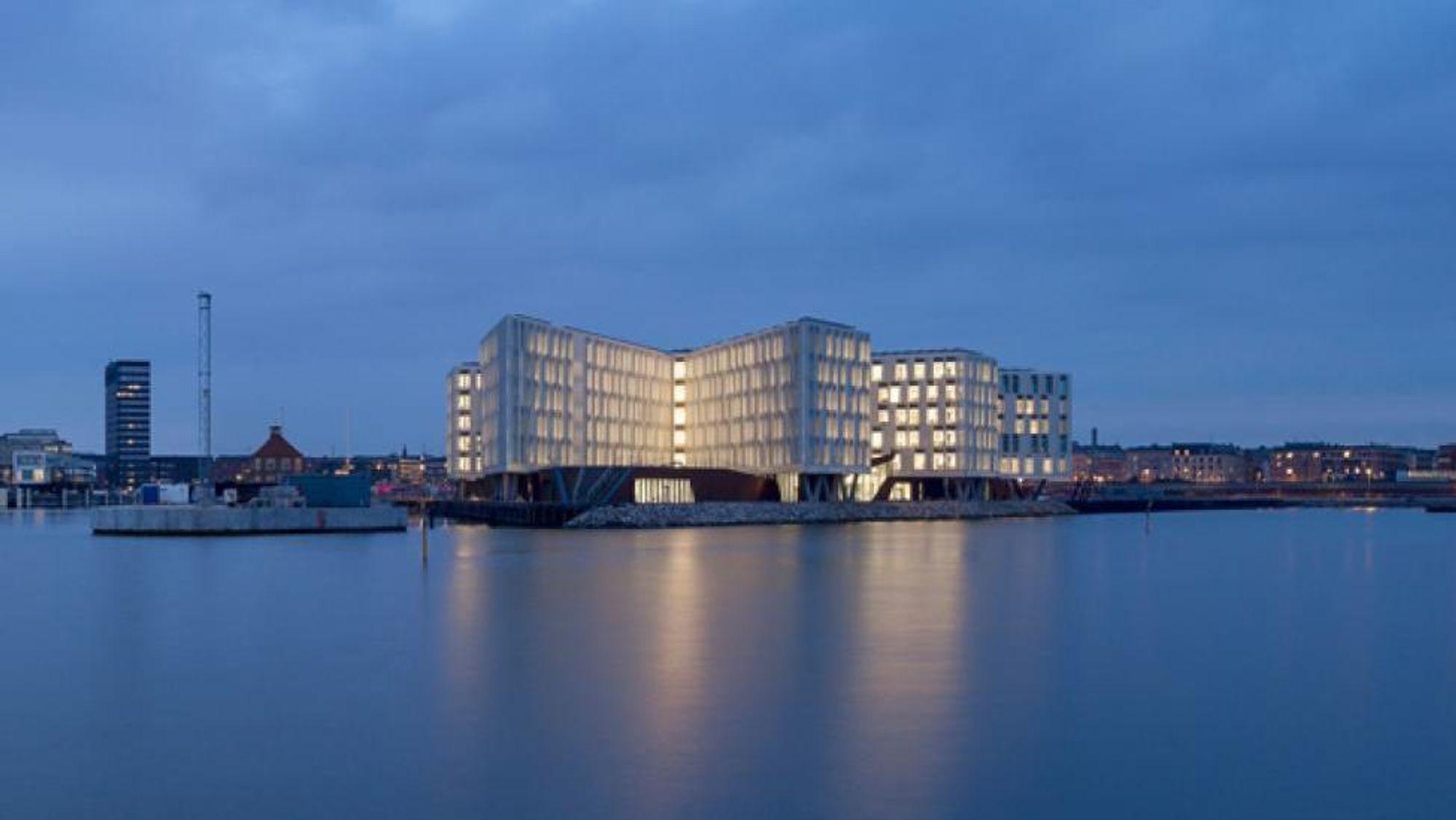 FN Byen i København har hatt et dobbelt så høyt energiforbruk enn det som var beregnet.