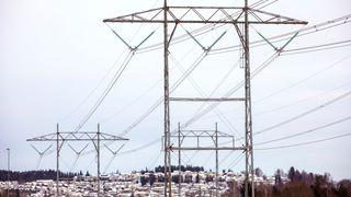 I helgen fikk vi den laveste strømprisen hittil i år