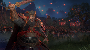 Total War: Three Kingdoms lar vente på seg