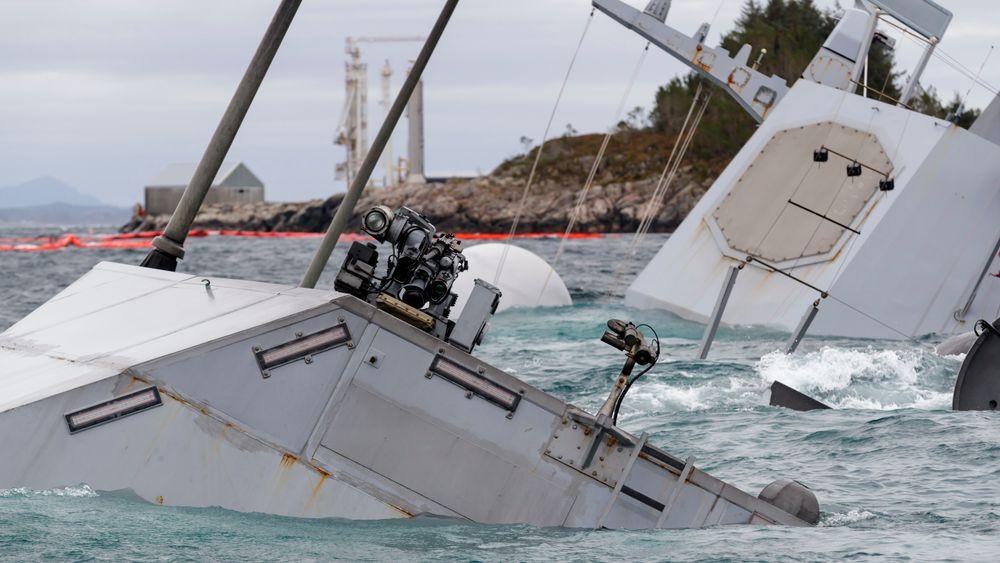 Etterforskningen av fregattulykken, som endte med at KNM Helge Ingstad sank, er trolig ikke ferdig før tidligst juni.