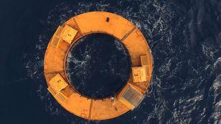 Testes på Hawaii:Norsk bølgekraftverk skal gi strøm til US Navys sensorer under vann