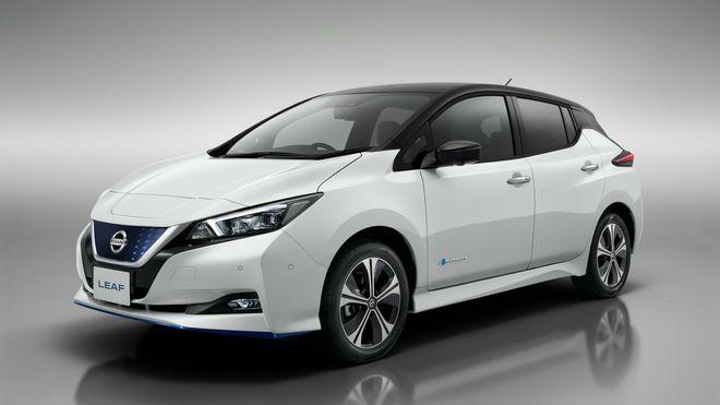Nissan LEAF 3.Zero e+ er snart utsolgt i introduksjonsutgave.