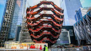 Ny arkitektur 2019 Vessel