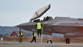 Etter flere nedturer har norsk industri endelig fått i oppdrag å vedlikeholde F-35