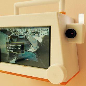 EyespyTV: Med en personvernknapp kan brukerne selv regulere hvor mye de vil dele om seg selv.
