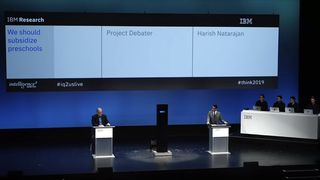 Menneske vant debatt-konkurranse mot IBMs kunstige intelligens