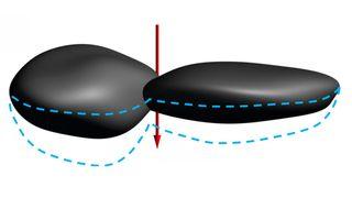 Nye data: Ultima Thule er flat som en pannekake og rund som en valnøtt