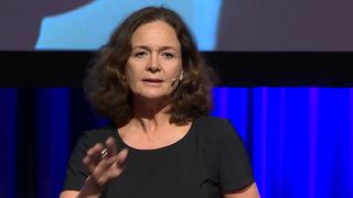 Hilde Tonne er konserndirektør for innovasjon og digitalisering i Rambøll.