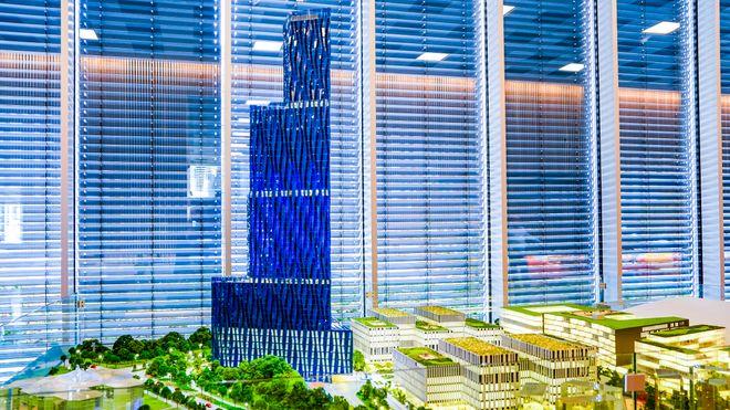 Røkke-tårnet kan bli flyttet til Bergen