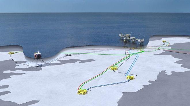 Subsea 7 tildeles den siste store undervannskontrakten på Sverdrup