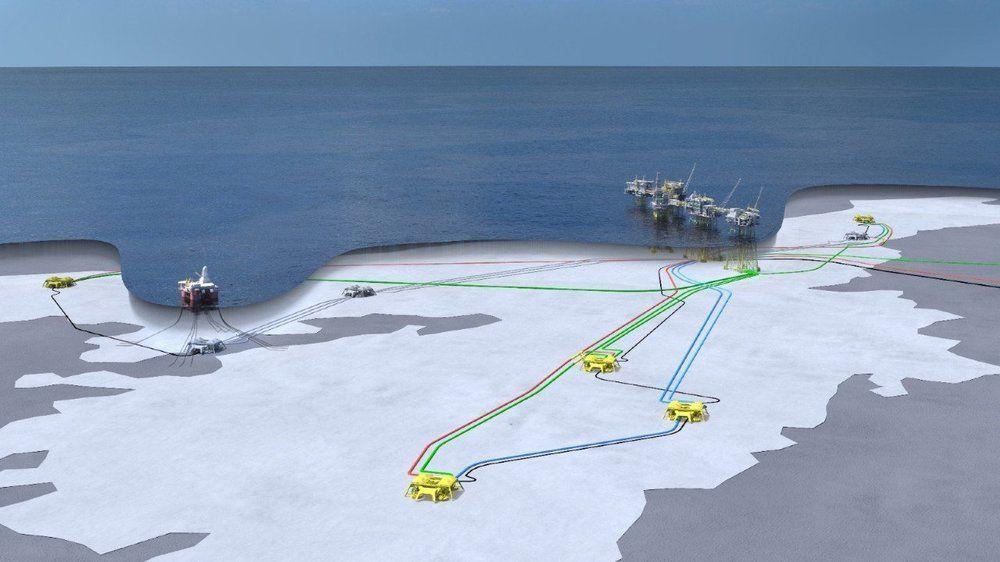 Subsea 7 får ny milliardkontrakt på Johan Sverdrup-utbyggingen.