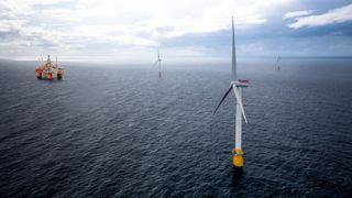 Enormt potensial for flytende havvind: Norge kan omsette for 85 milliarder