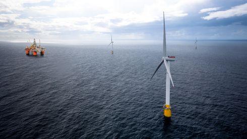 Enormt potensial for flytende havvind: Foreslår minstepris for kraften
