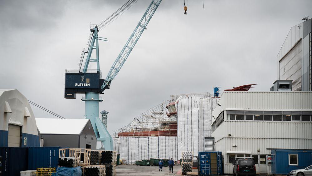 Fremskrittspartiet etterlyser tiltak for å hjelpe norsk verftsindustri og andre aktører i maritime næringer gjennom koronakrisen.