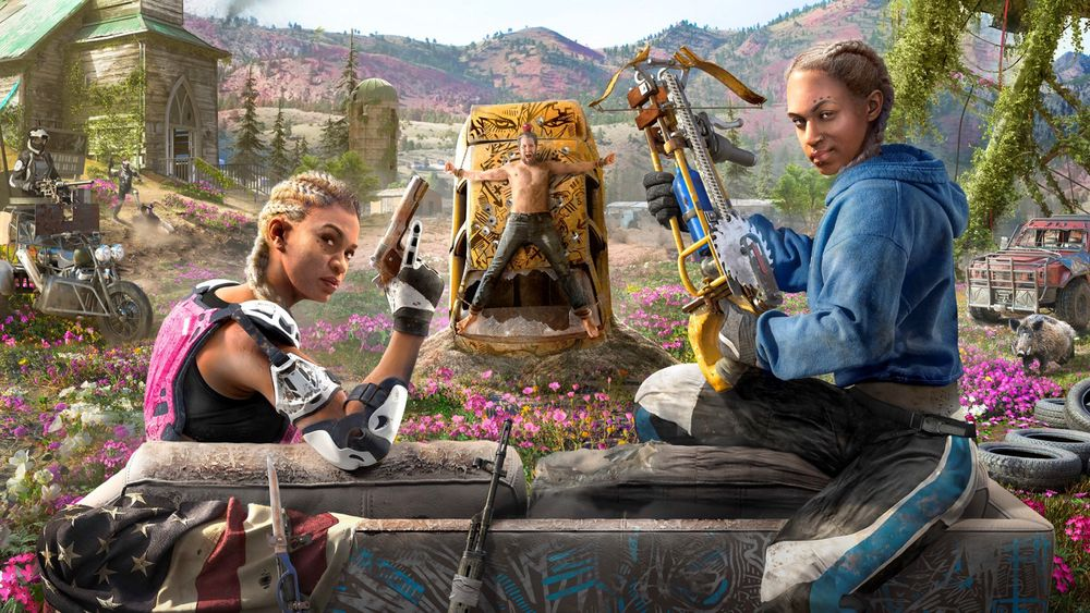 ANMELDELSE: Far Cry New Dawn