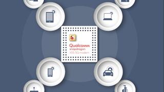 Qualcomm lanserer 5G-brikke til mobiltelefoner