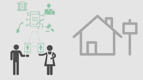 Når bolig bytter eier tar det ukevis å administrere. Med Obos' blokkjede skjer det på 15 sekunder