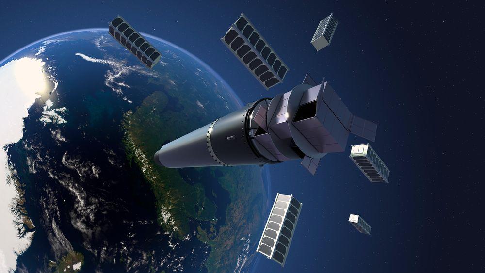 Andøya  20190116. Andøya Spaceport ønsker å bli den første oppskytningsbasen i Europa for små satellitter. Foto: Andøya Spaceport / NTB scanpix