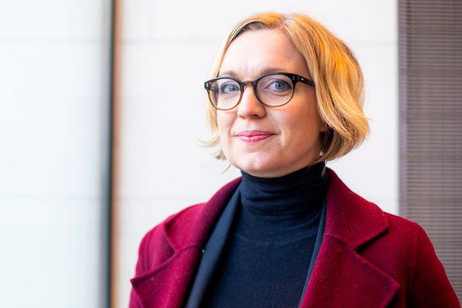 Kulturredaktør Sarah Sørheim i Aftenposten