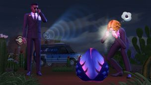 Ny The Sims 4-utvidelse introduserer en dose X-Files