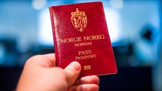 Politiet utvider passbestillingen på nett til 90 dager