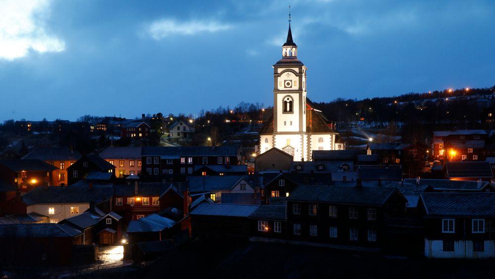 Bergstaden Røros får over 10 millioner kroner.