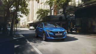 Årets bil i Europa: Peugeot 208.