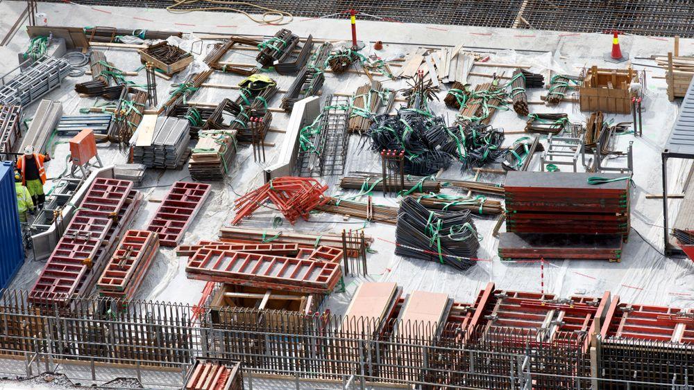 Økning i antall tyveri og omfanget av tyveriene har blitt et problem for byggebransjen, ifølge entreprenørforeningen Bygg og Anlegg.