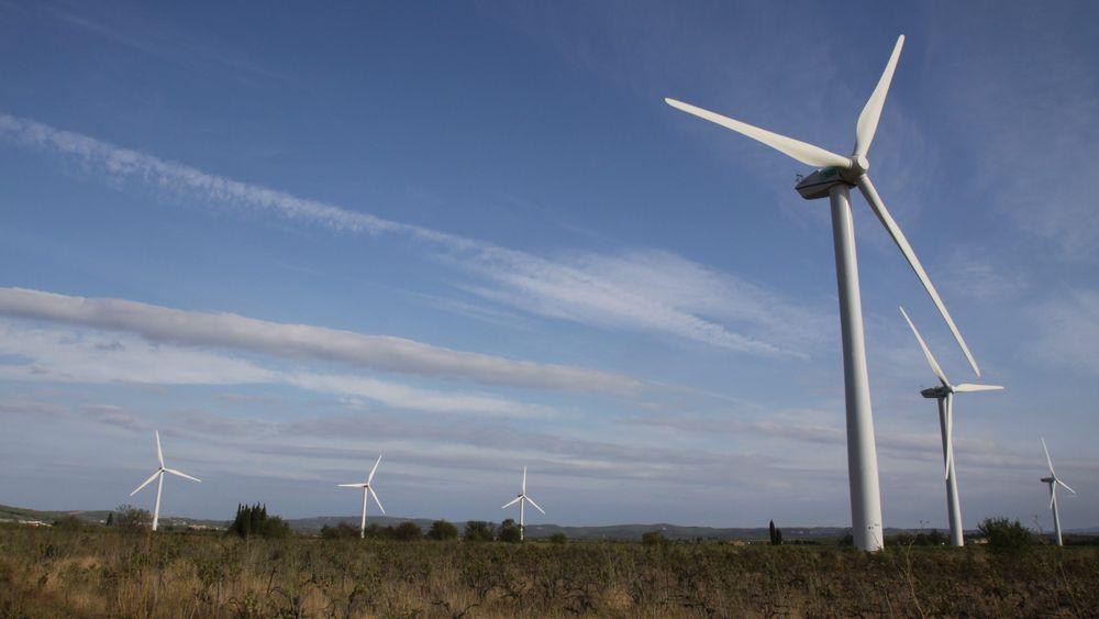 Vindkraft står nå for 14 prosent av elektrisiteten i Europa.