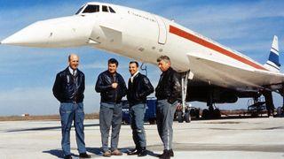 Lørdag var det 50 år siden Concorde fløy for første gang