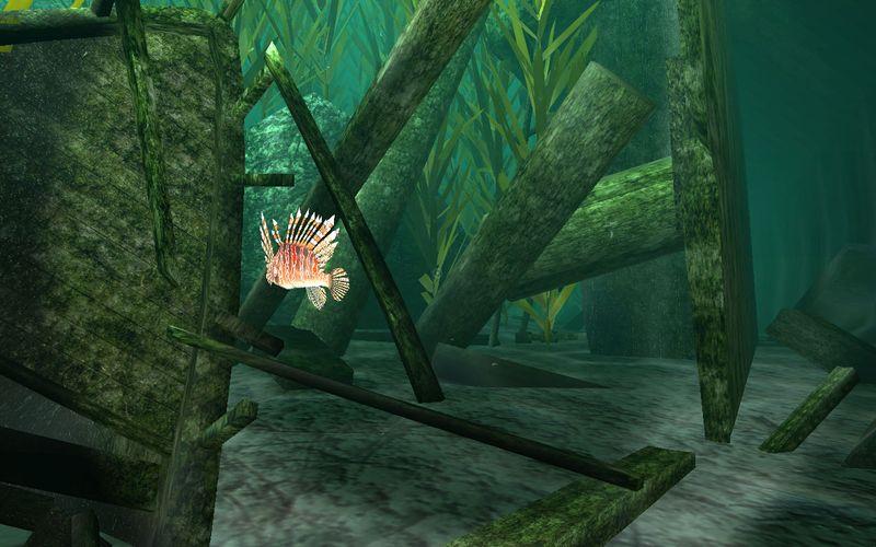 Игра Дайвер. . В поисках Атлантиды (Diver: Deep Water Adventures) - обзор