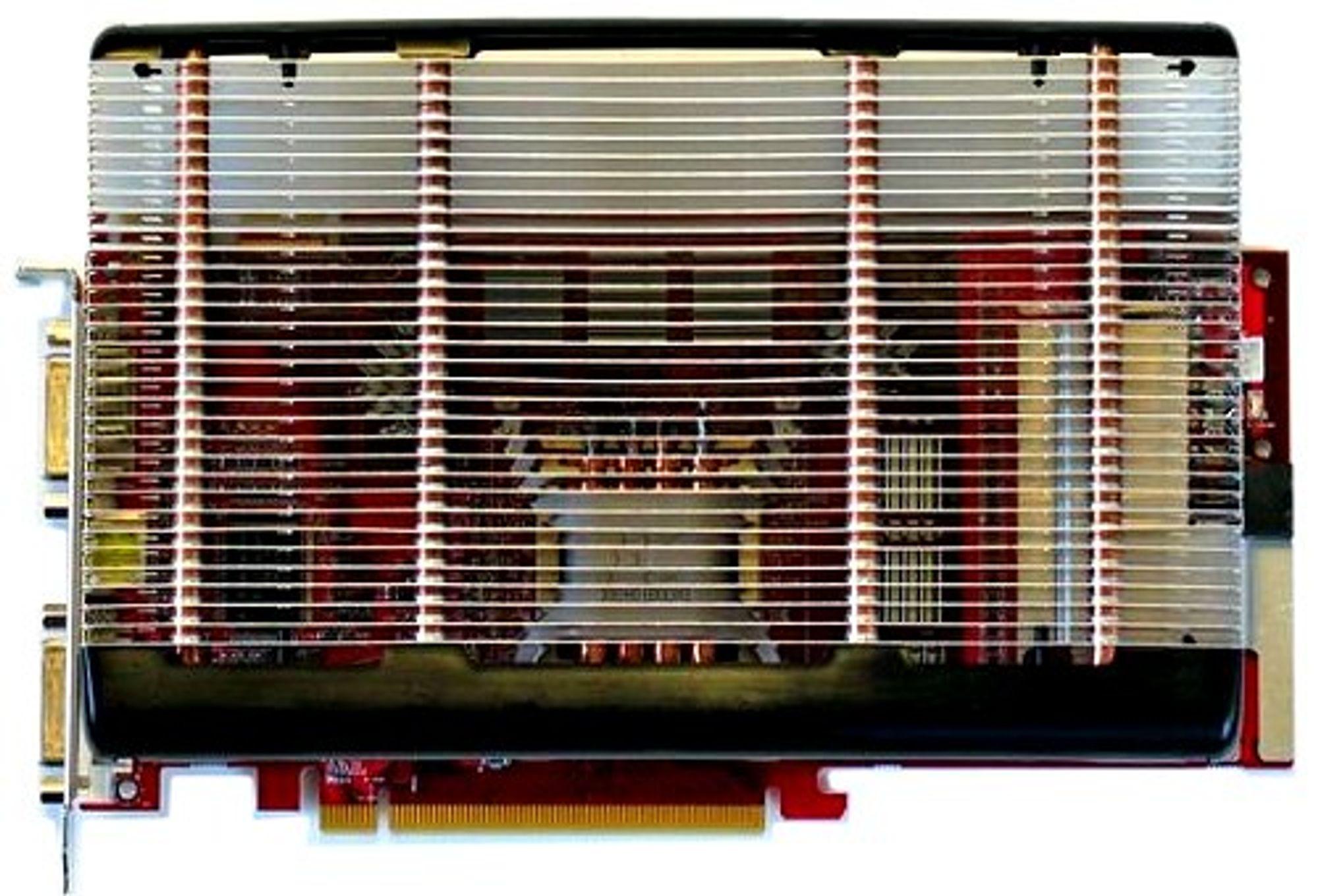 Voksen kjøler på Powercolors kommende skjermkort