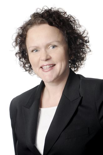 Kommunikasjonsdirektør i Helse Vest, Bente Aae.