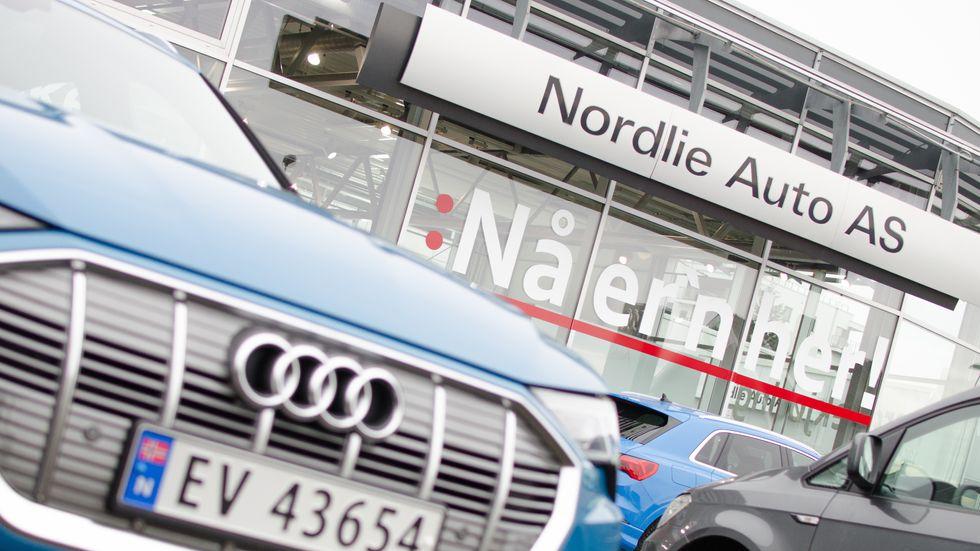 ef1e1769 Nordlie Auto AS i Moss er Audi-, Skoda- og Volkswagen-forhandler.