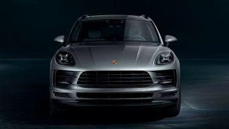 Porsche Macan.