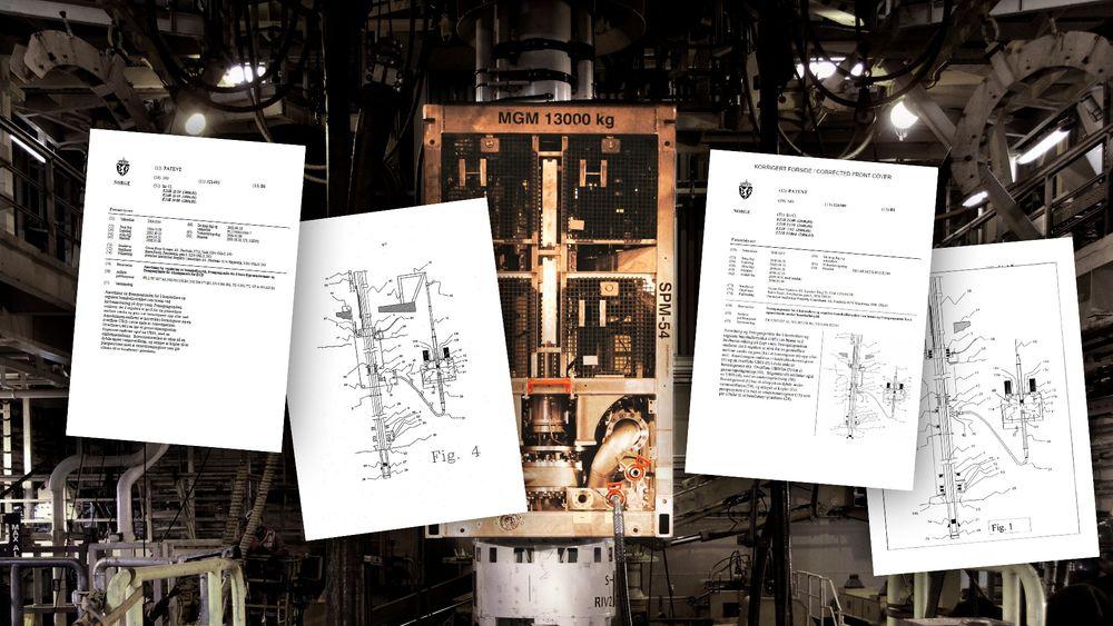 Striden dreier seg om to av Enhanced Drillings patenter for trykkstyrt boring. Teknologien brukes i deres EC-Drill-system.