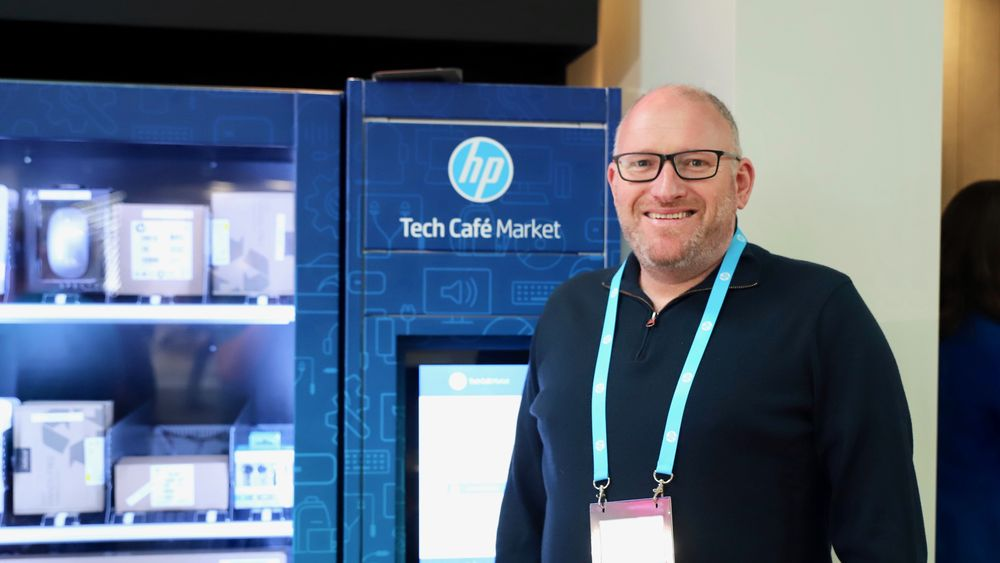 Bill Avey, Global Head of Personal Systems i HP.